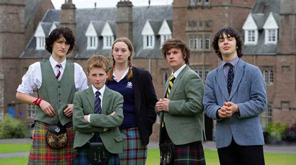 A year in the life of Glenalmond College
